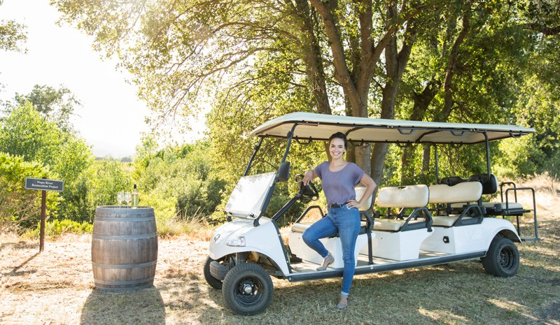 Eco Tour + Tasting Experience