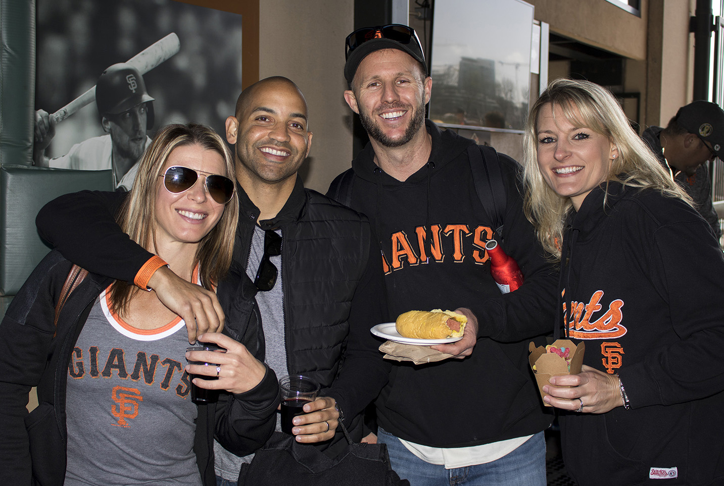 SF Giant's Opening Weekend